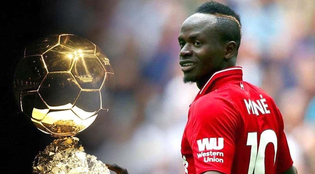 Sadio Mané gagne la Coupe du monde des clubs