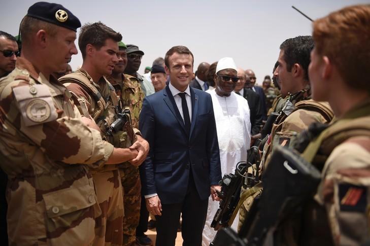"""Polémique avec la France: Le G5 Sahel demande un """"partenariat respectable et respectueux"""""""