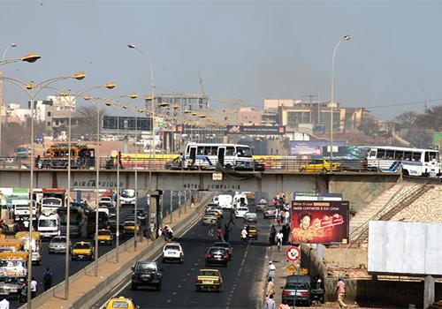 Urgent- Un terrible accident sur le pont Aliou Sow, ex pont Sénégal 92 fait 4 morts