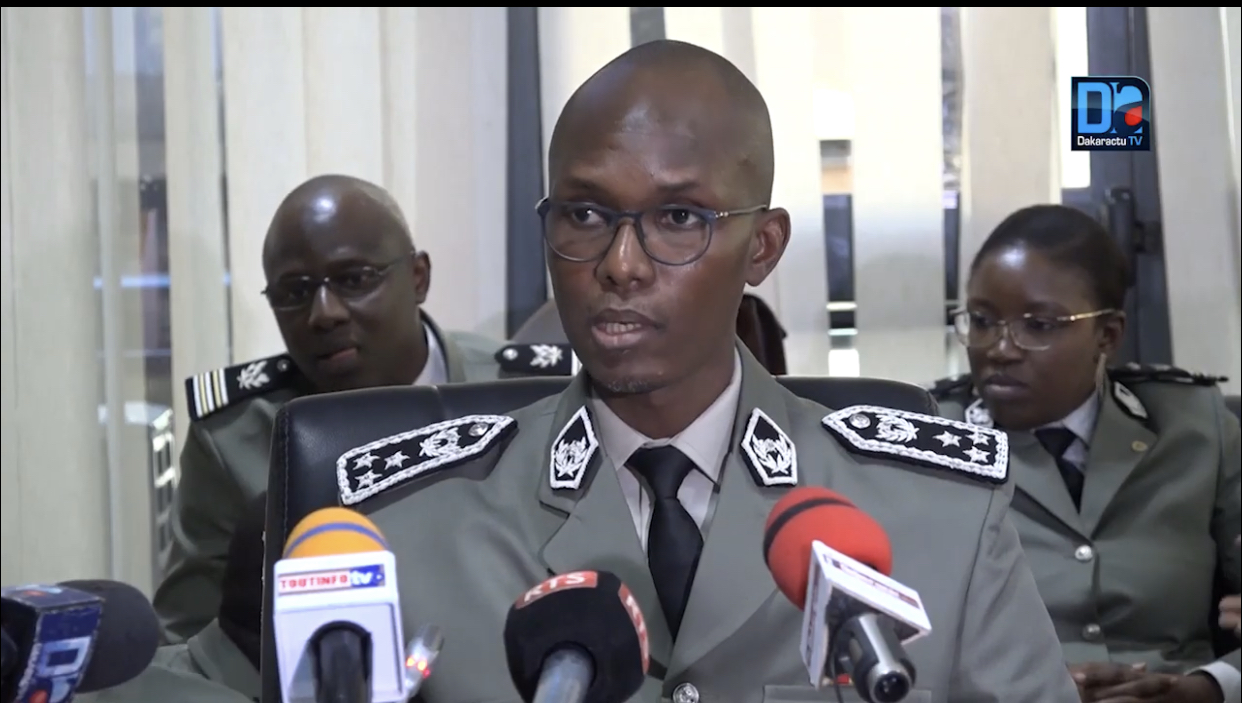 Installé dans ses fonctions : Le nouveau directeur général des douanes décline sa feuille de route