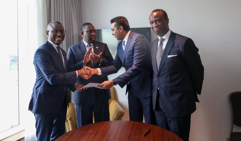 Construction du stade olympique de Diamniadio : À londres, le Sénégal signe une convention de financement avec le Standard Chatered bank