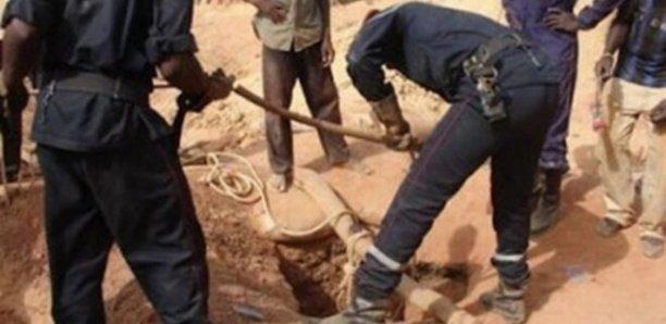 KEDOUGOU : Deux morts dans l'éboulement d'une mine d'or