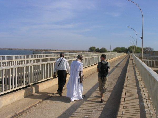 La Mauritanie lance un programme de barrages et de projets irrigués à Rosso