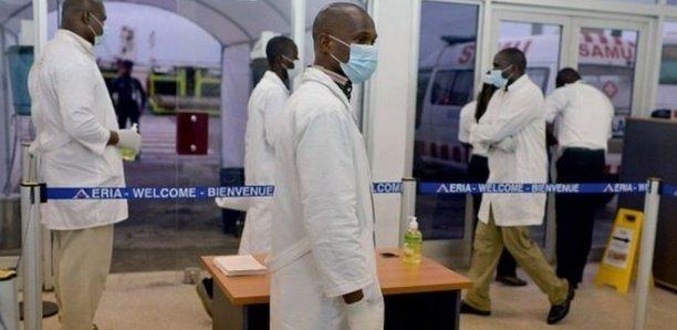 Coronavirus : Des étudiants sénégalais de Chine à Dakar