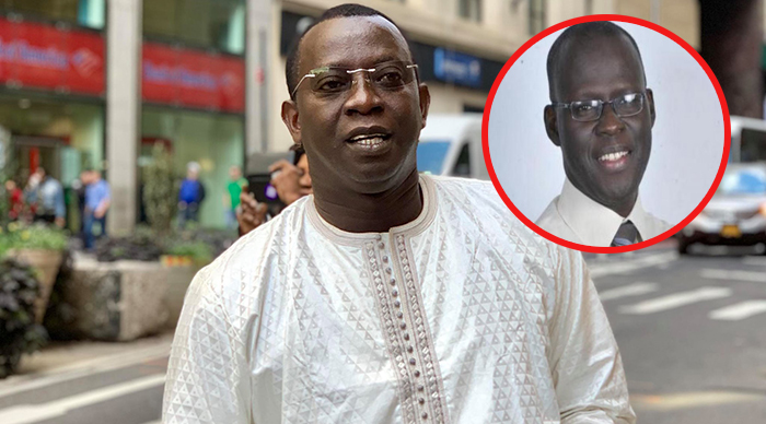 """Babacar GAYE s'en prend violemment à Cheikh Bamba DIÈYE : """" un récidiviste incompétent qui a montré ses limites ..."""""""