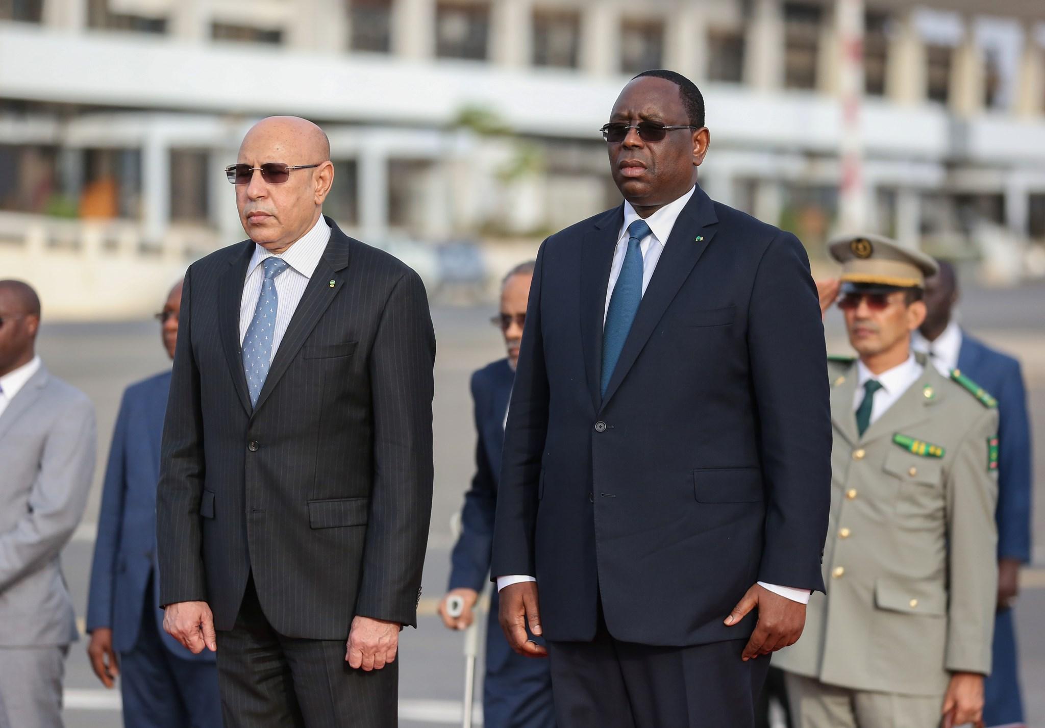 Macky Sall attendu à Nouakchott, ce lundi