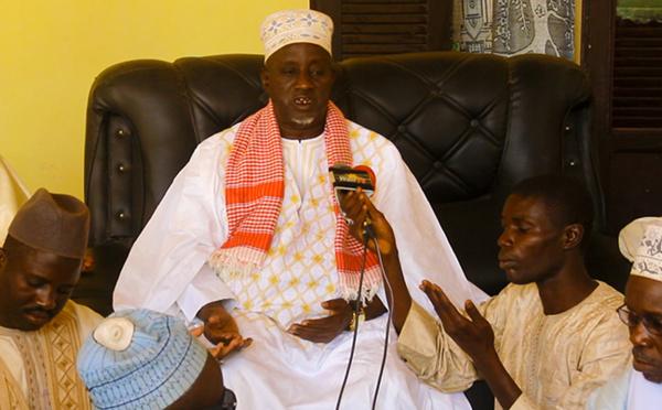 Décès de Serigne Lamine Ngom, Khalif général de Mpal