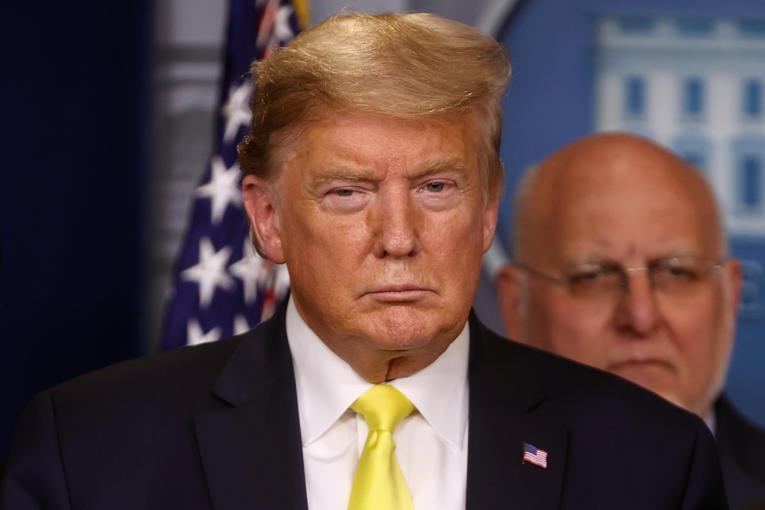 Coronavirus. Donald Trump interdit l'entrée des voyageurs en provenance d'Europe aux États-Unis