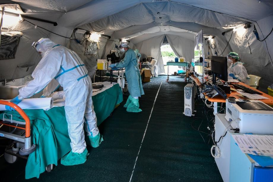 Coronavirus : 250 morts en une journée en Italie, un record. 1.266 enrégistrés dans le pays.