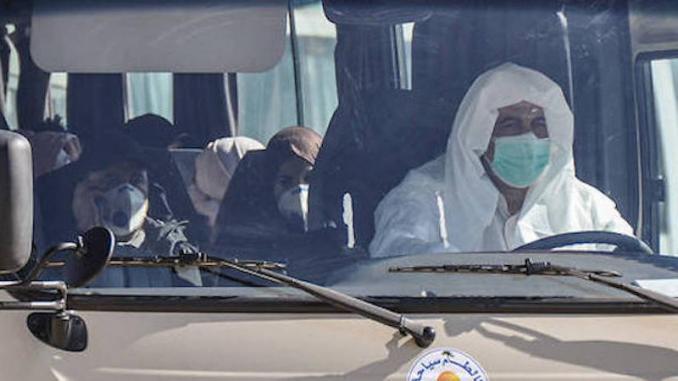 Caronavirus : la Mauritanie enregistre son premier cas