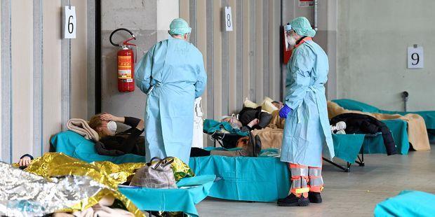 Coronavirus : 475 décès des suites du Covid-19 en une journée en Italie, un chiffre jamais atteint