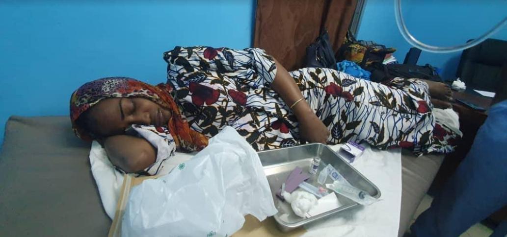 TOUBA/COUVRE-FEU : Une journaliste et son caméraman tabassés