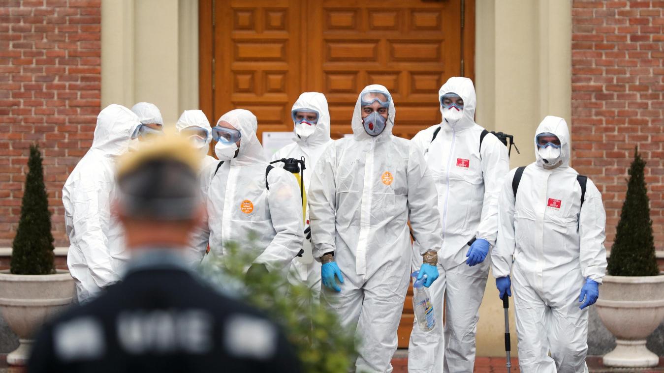 Le Covid-19 a fait 3 434 morts en Espagne, un bilan plus lourd qu'en Chine