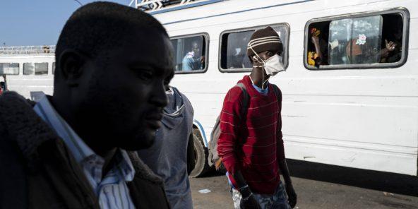 Sept sénégalais en provenance du Libéria testés positifs