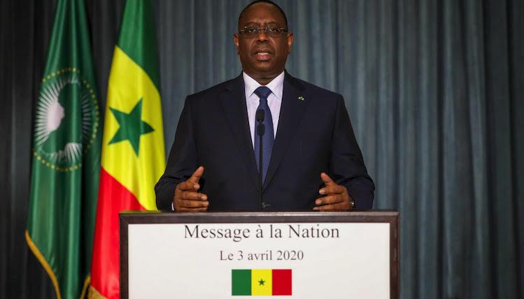 ADRESSE À LA NATION : le discours intégral du président Macky SALL