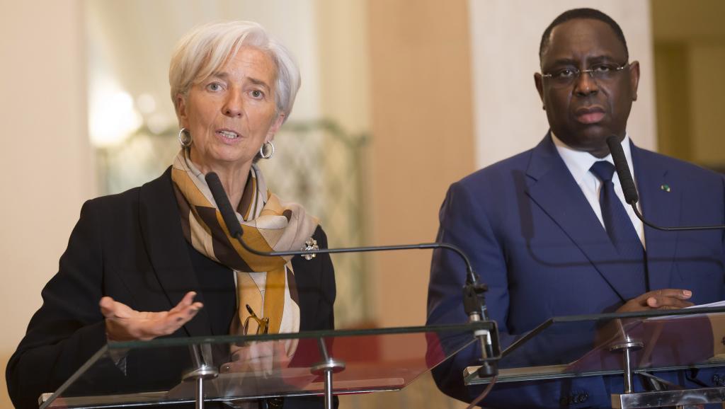 Covid-19: Le Sénégal reçoit 264 milliards CFA de la FMI