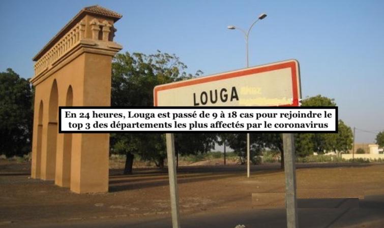 Louga : 139 personnes en quarantaine dans des hôtels et maisons