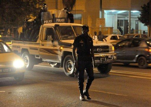 Couvre-feu : la police arrête 131 personnes à Dakar, dont 112 sur les plages