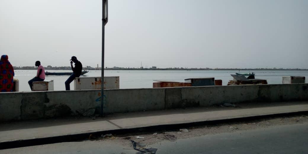 Saint-Louis : Un cas positif au Covid-19 enregistré à l'hydrobase. Le quai de pêche de Guet-Ndar fermé