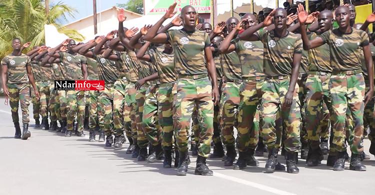 Bataillon d'instruction de BANGO : L'Armée reporte ses recrutements à l'après-covid19