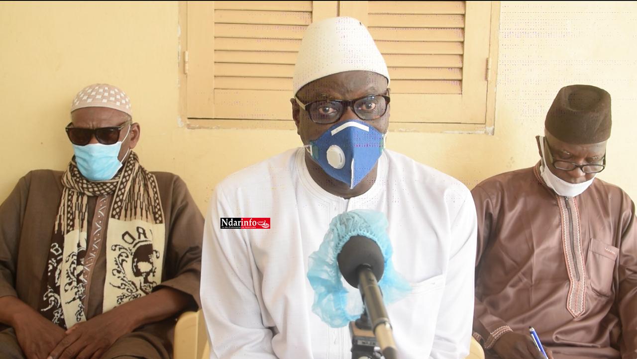 ARRESTATION D'IMAMS, HORAIRES DU COUVRE-FEU, RÉOUVERTURES DES MOSQUÉES : les exigences des Imams et Ulémas de Saint-Louis (vidéo)
