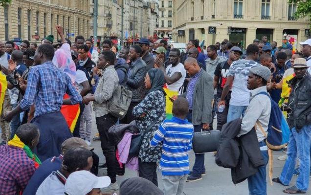 COVID-19/FRANCE : 149 Sénégalais rapatriés
