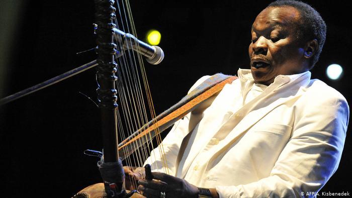 Le célèbre musicien guinéen Mory Kanté est mort