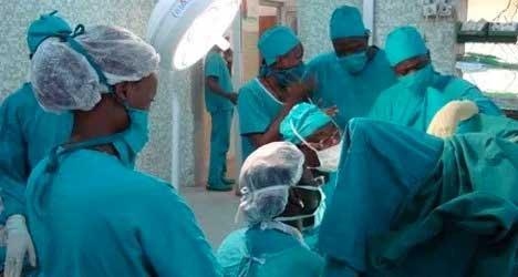 Covid-19 : 77 agents de santé infectés au Sénégal