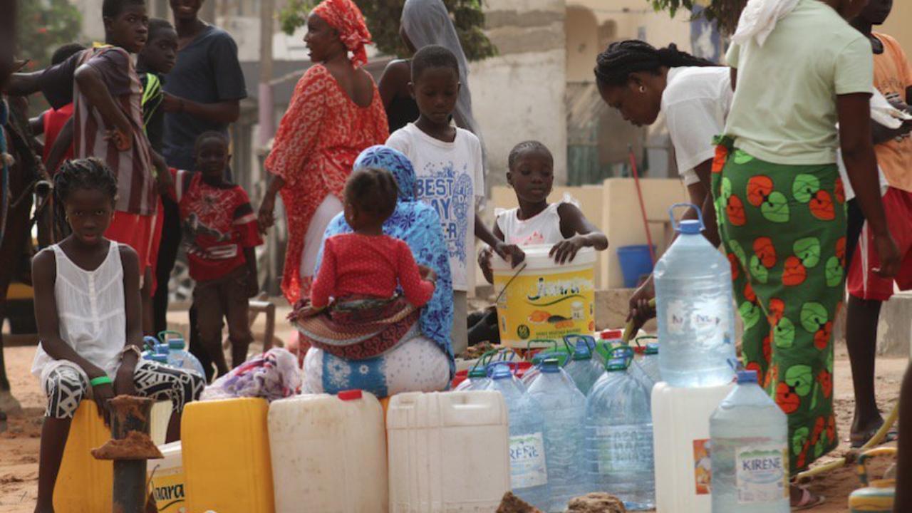 Saint-Louis : Plusieurs quartiers sans eau potable depuis plusieurs jours
