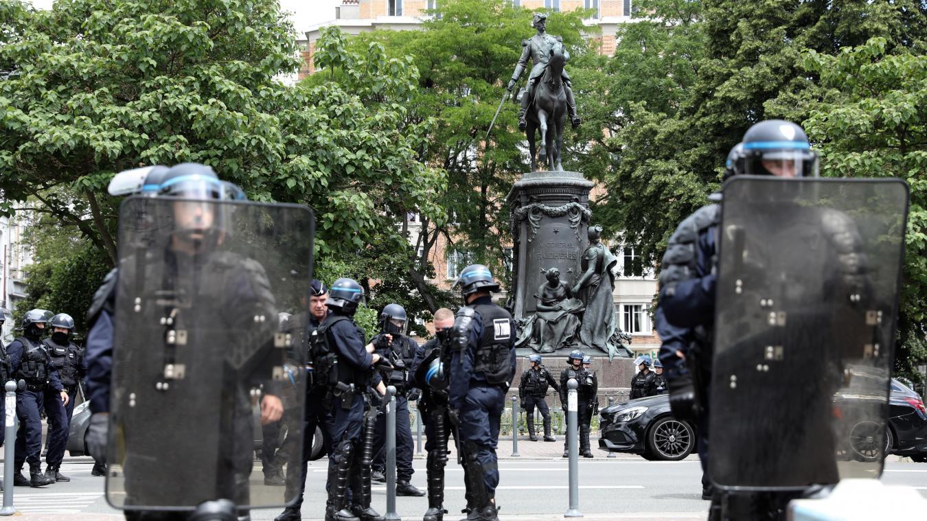 Lille, la jumelle de NDAR, exige le déboulonnement d'une statue de Faidherbe
