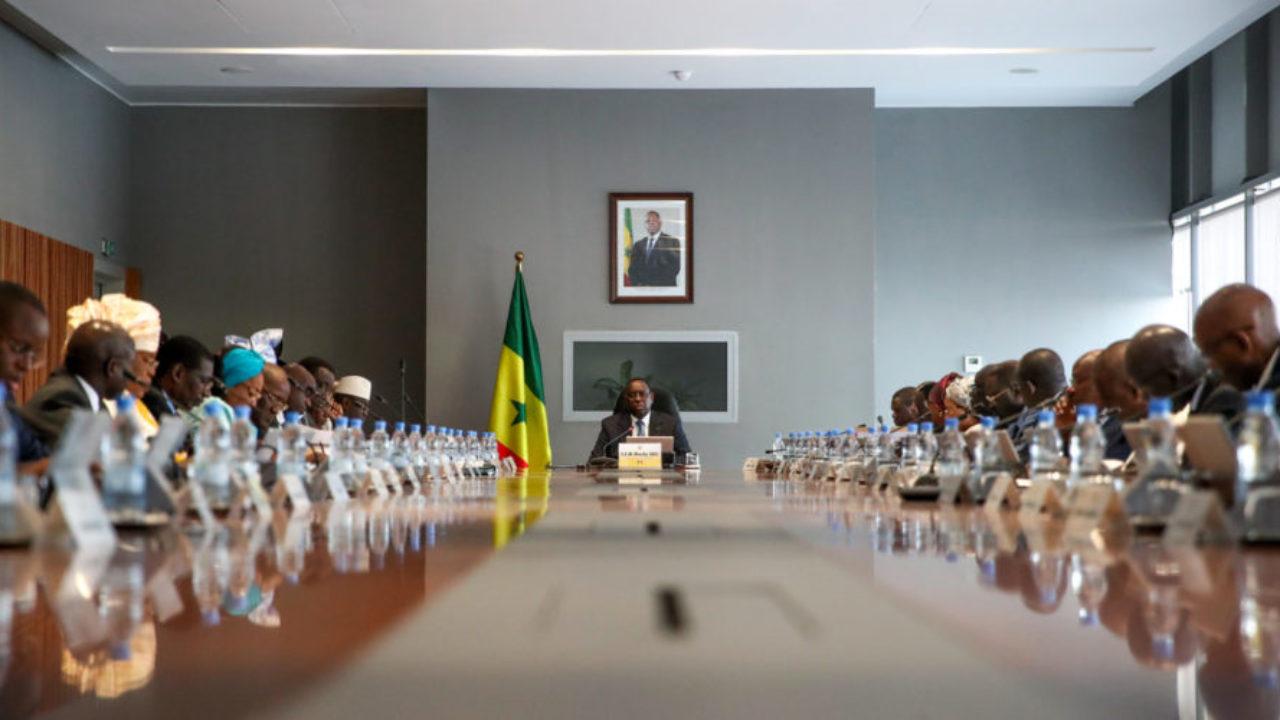 Le communiqué du Conseil des ministres de 24 juin 2020