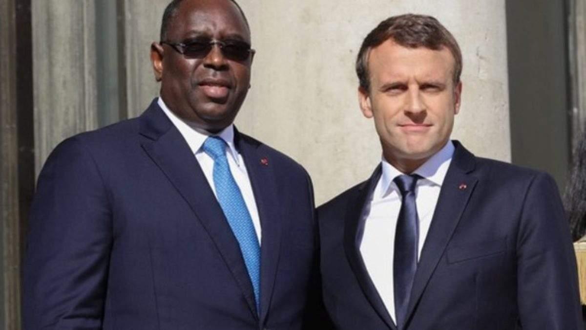 Macky en quarantaine : Macron annule sa visite à Dakar