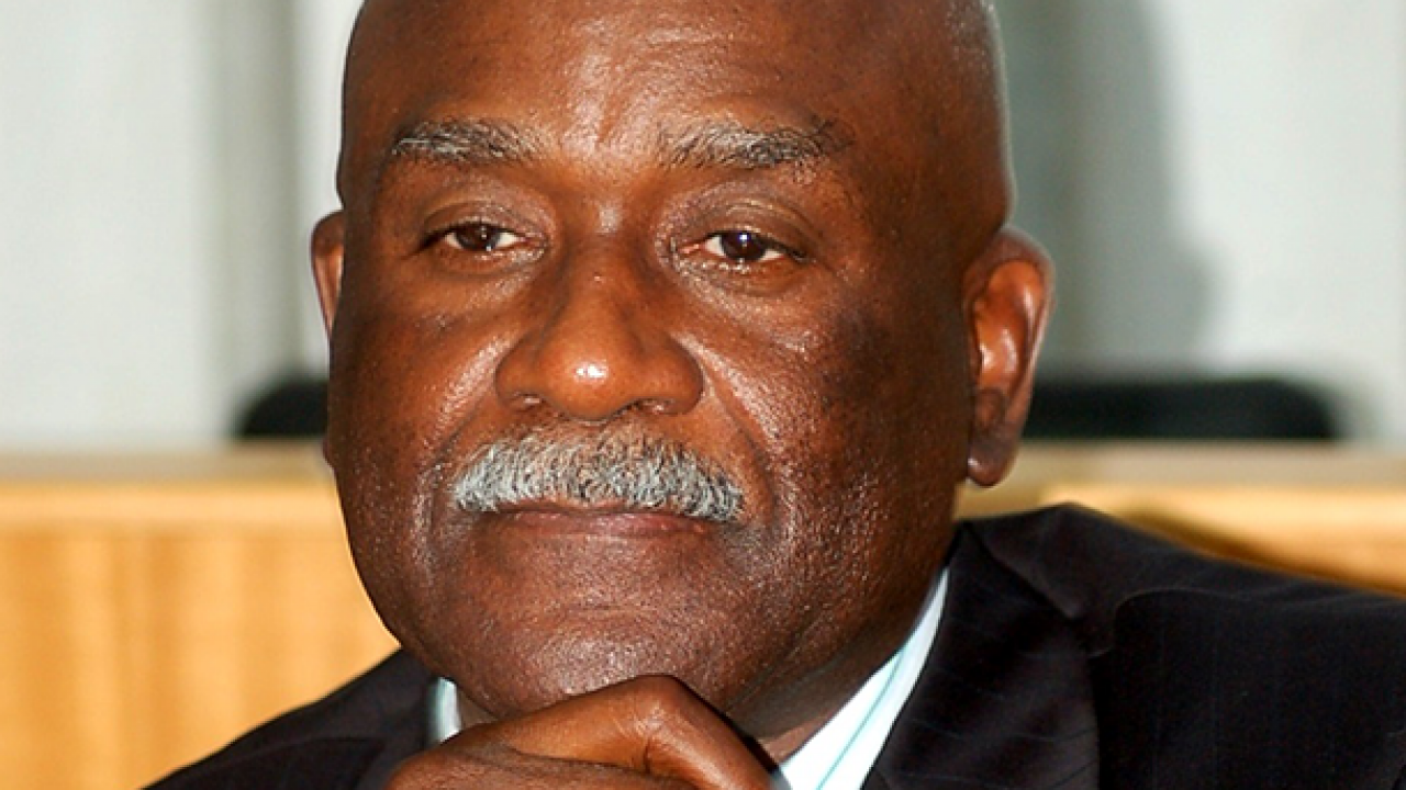 Ousmane Sow Huchard, un culturel total, écologiste et homme de terroir