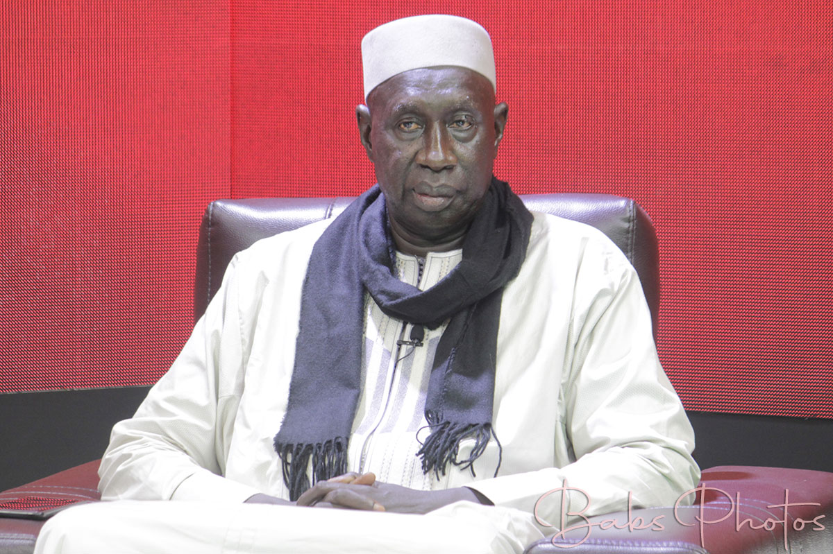 Décès de l'ancien ministre Bamba NDIAYE