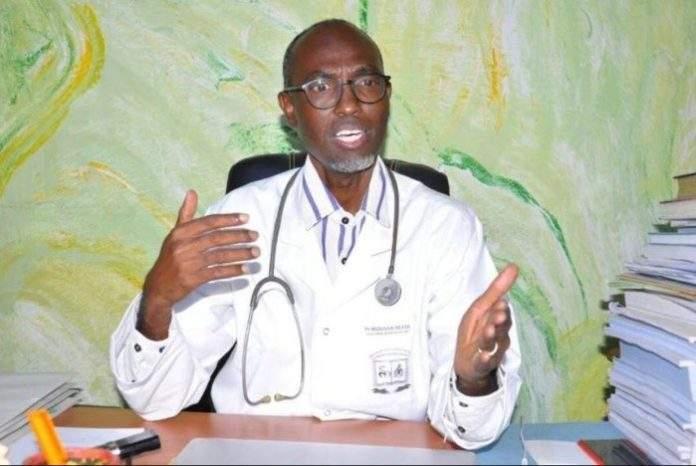 COVID-19/ PROFESSEUR MOUSSA SEYDI  : «85% des patients décédés sont arrivés à l'hôpital dans un état grave »