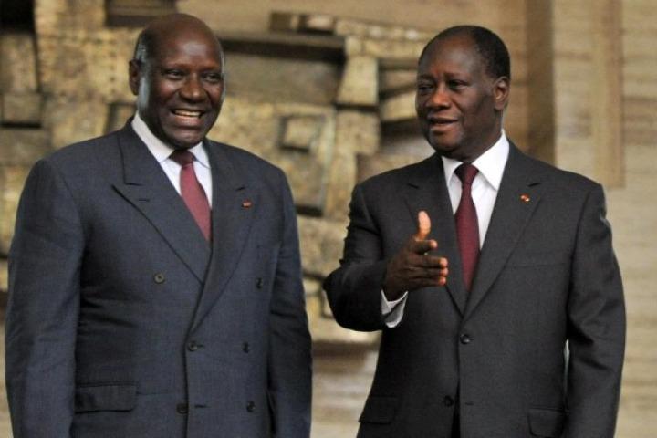 CÔTE D'IVOIRE : Démission surprise du vice-président