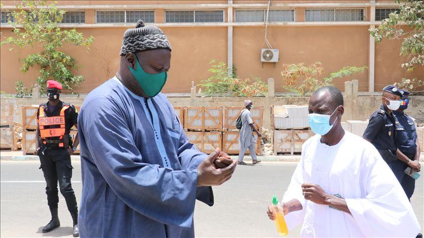 Covid-19 au Sénégal : Tendance nettement à la baisse