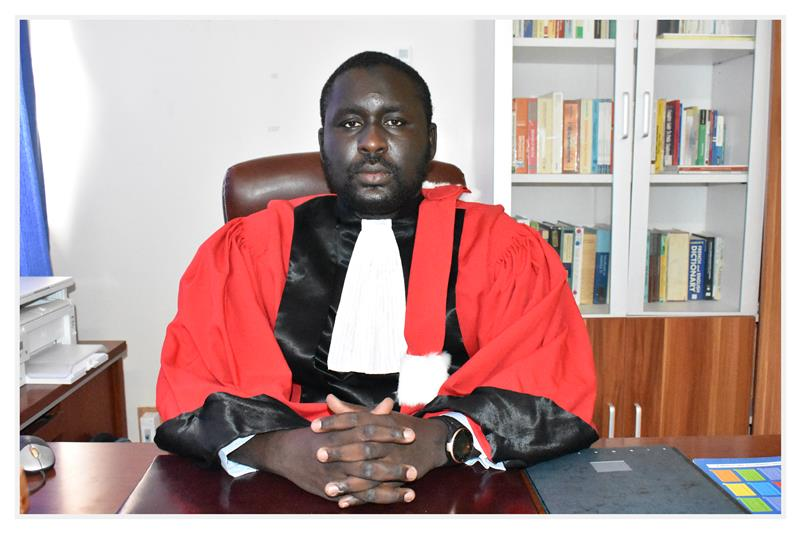 UGB : le Professeur El Hadj Abdoul Aziz NDIAYE, nouveau Directeur de l'Ufr SEG