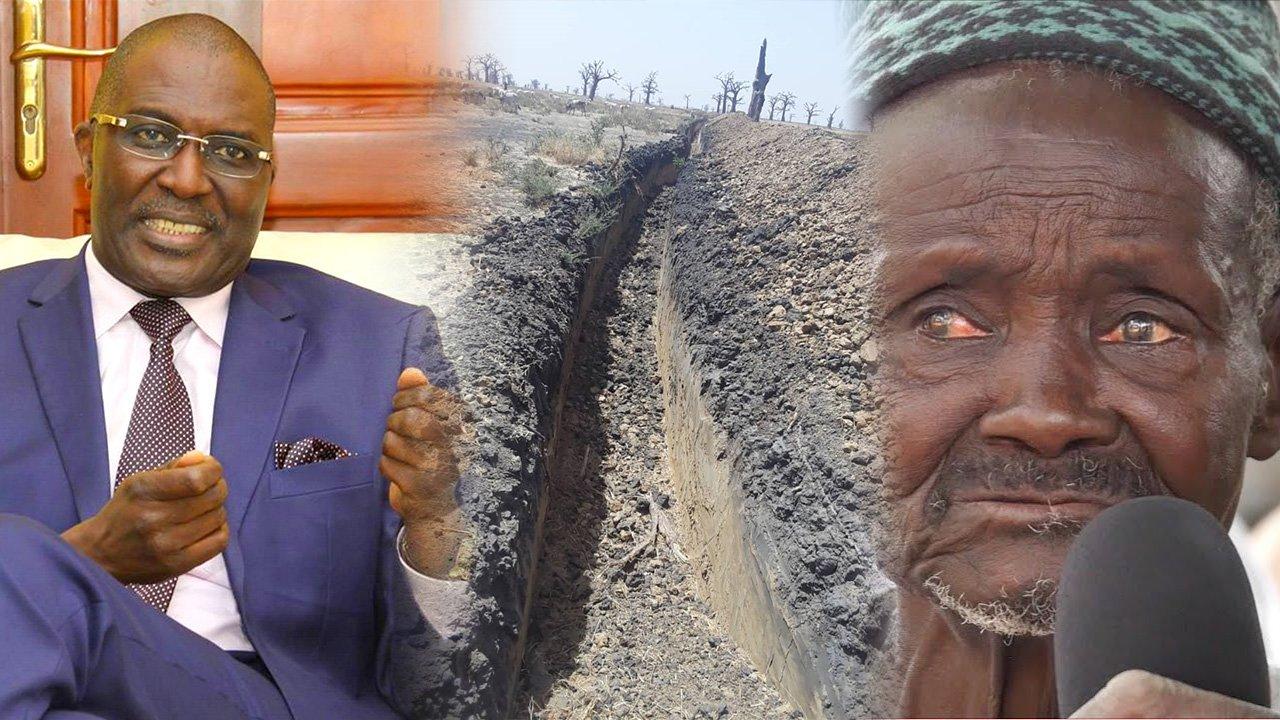 Ndingler : L'État décide de restituer les terres aux paysans !