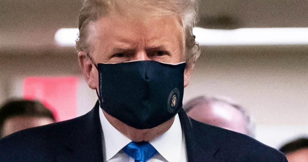 Coronavirus: Trump défend désormais le port du masque comme un geste « patriotique »