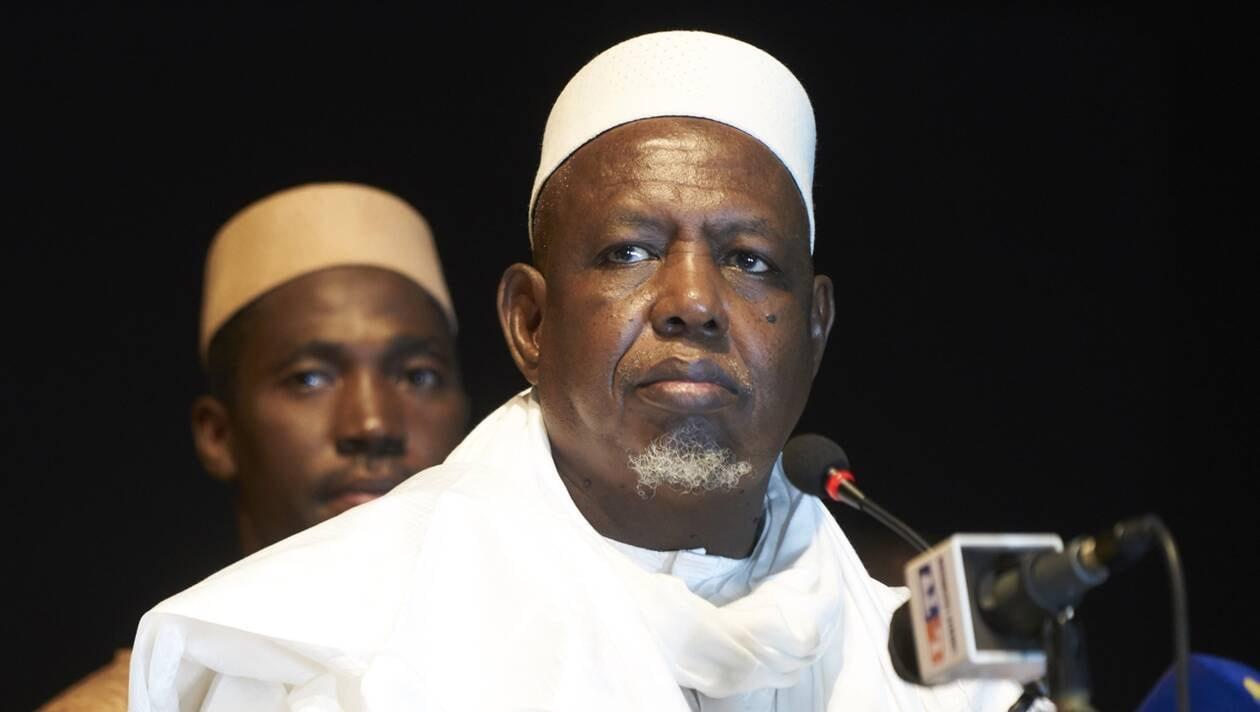 Mali : Mahmoud Dicko, figure de l'opposition, accuse la France d'ingérence dans la crise Mali : Mahmoud Dicko, figure de l'opposition, accuse la France d'ingérence dans la crise