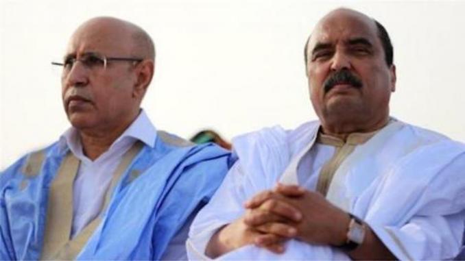 Mauritanie: entre Aziz et Ghazouani, l'heure des comptes entre cousins a sonné
