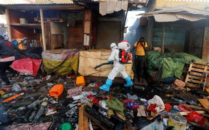 """Propagation de la Covid -19 et près de 300 morts - """"Couper Dakar du reste du pays..."""" selon une..."""