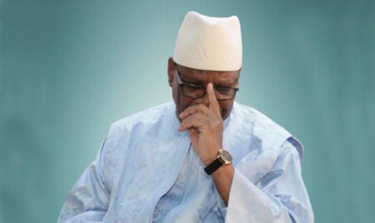 Mali: la communauté internationale condamne l'arrestation du président Keïta