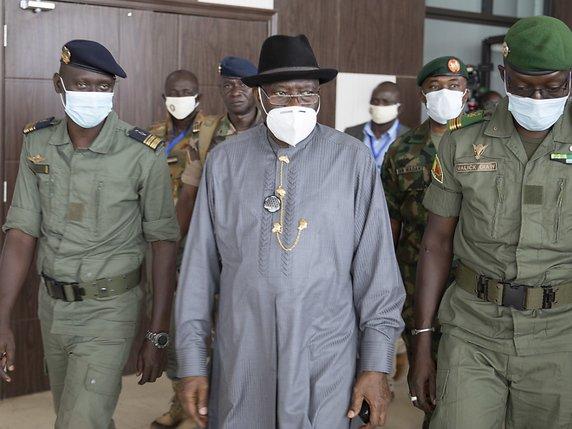 Mali: arrivée à Bamako de la délégation de la Cédéao