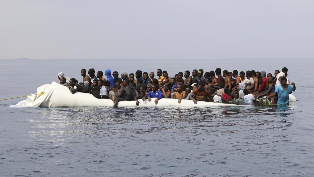 45 migrants morts au large de la Libye. Des Sénégalais parmi les survivants