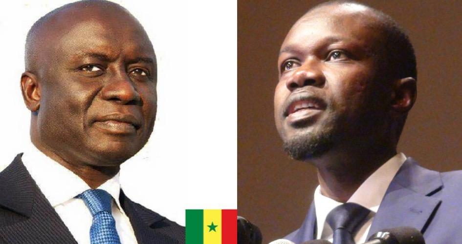 "Dialogue politique : Idy ""intronisé"" chef de l'opposition, Sonko vote Wade"