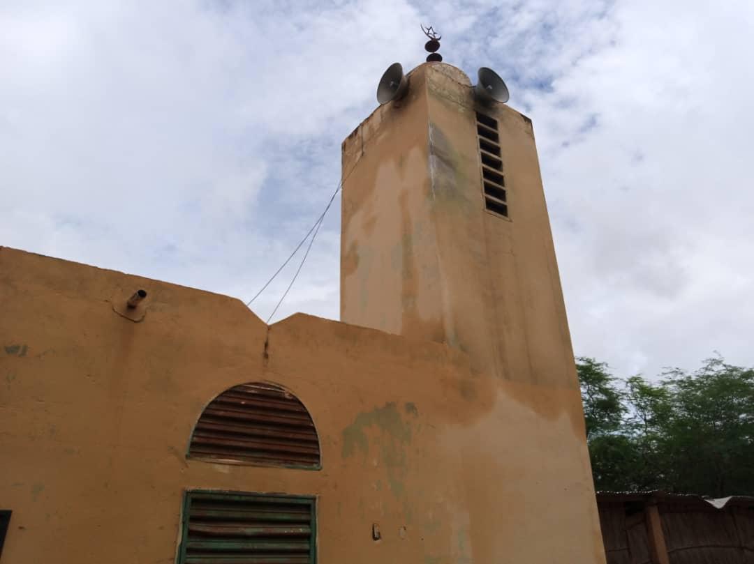 Délabrement de la grande mosquée de l'UGB: La dalle menace de s'effondrer (photos)