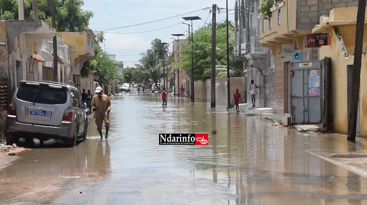 Saint-Louis : l'Etat vole au secours de 2850 ménages impactés par les inondations