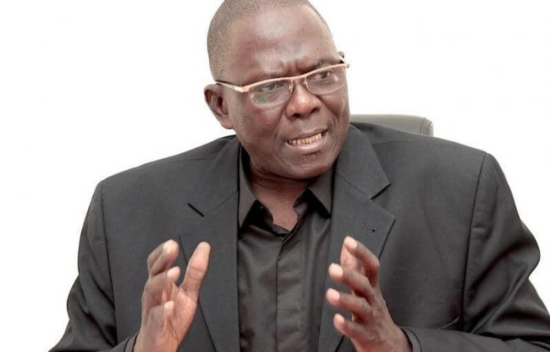"""Rassemblements : """"Macky vient d'administrer au peuple une terrifiante leçon d'incivisme"""", M. Diakhaté"""